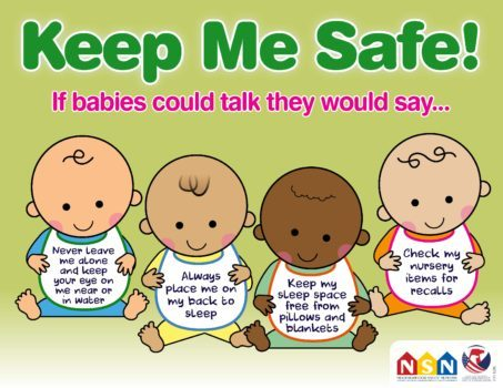 Baby Safety Month Ivaluesafety
